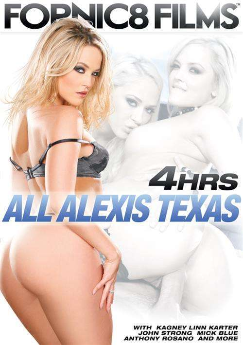 All Alexis Texas DVD
