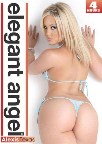 Alexis Texas Elegant Angel DVD