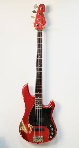 Sandberg California VM-4 Red Metalic Masterpiece