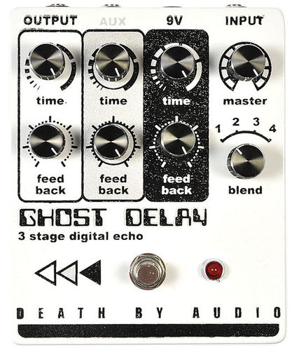 Death by Audio Ghost Delay