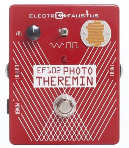 Electro Faustus EF102 Photo Theremin