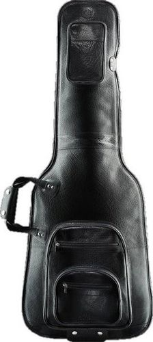 Harvest Guitar Bag Buffalo Nappa Black