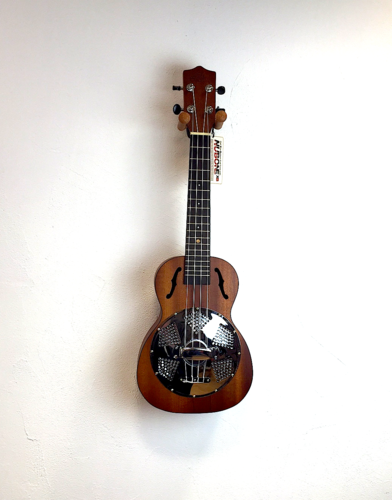 Leho Resonator Ukulele