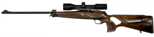 Blaser R 8 Success Mono Holzochschaft Kal. 10.3xx60R, ZF ZEISS Conquest V6 2-12x50