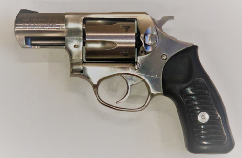 Occasion  Revolver Ruger Mod. SP 101 Stainless, Kal. .357 Mag.