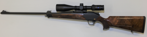 Blaser R8 Classic Kal. 10.3x60R, alle Standardkaliber, ZF ZEISS Conquest V4 3-12x56 Abs.60