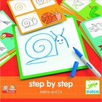 Step by Step Animo & Co - Djeco