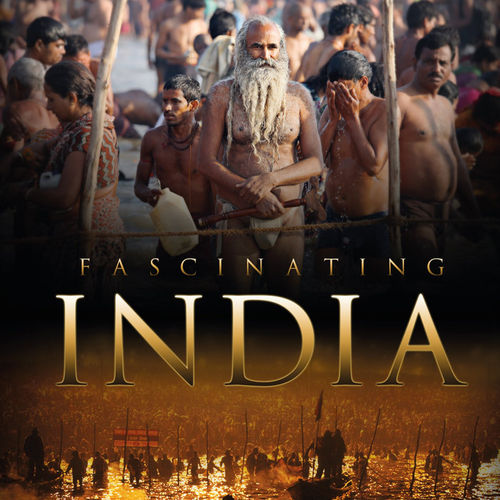Fascinating India 3D – original Soundtrack