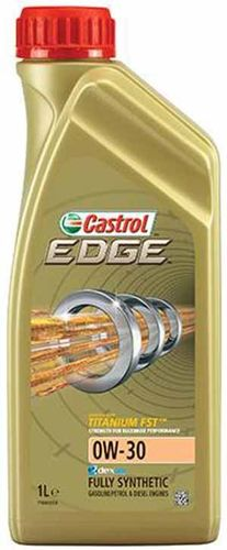EDGE 0W30 Titanium  Fully synthetic 1L