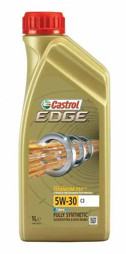 EDGE FST 5W-30 C3 Fully synthetic 1L