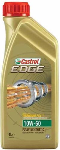 EDGE FST 10W60 Fully synthetic 1L