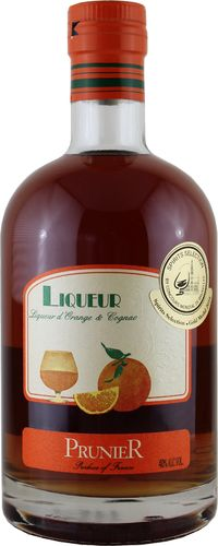 Liqueur Original à l`Orange et de Cognac