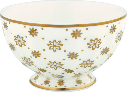 "Schale ""Laurie"" (gold) von GreenGate. French bowl medium"