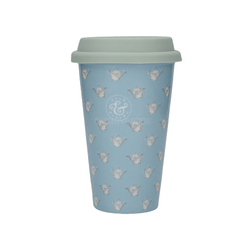 "Reisebecher ""Bulb & Bloom"" von Creative tops. Travel mug"