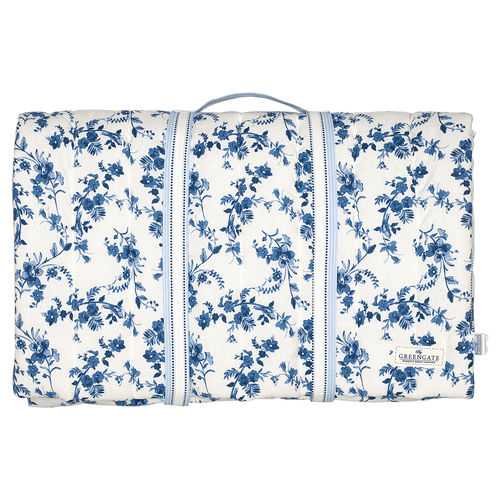 "Strandmatte ""Vanessa"" (blue) von GreenGate. Beach matress"