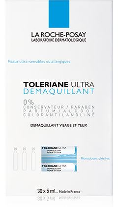 La Roche Posay Toleriane Ultra Make-up Entferner 30x 5ml