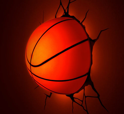 3D Basket Ball Light