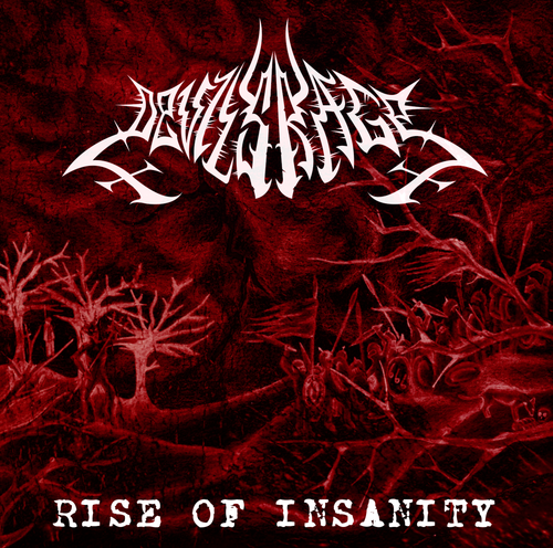 "CD ""Rise Of Insanity"" (2012) (EP)"