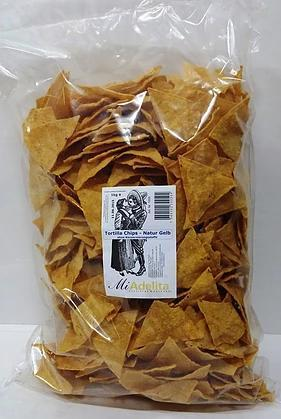 Tortilla Chips Gold Corn Nature, 400 g