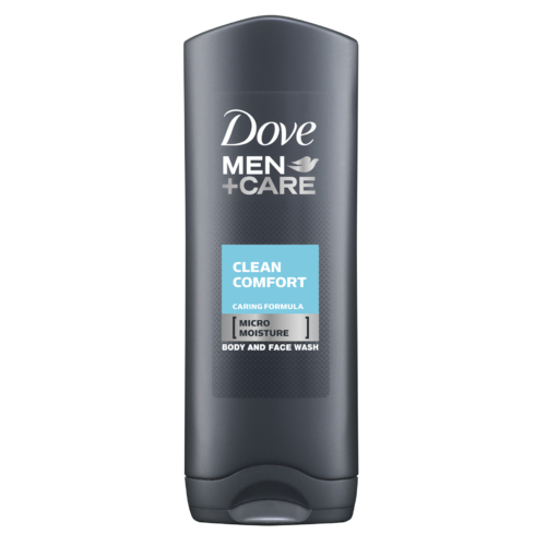 Dove Men + Care Clean Comfort gel douche