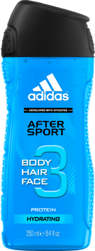 Adidas After Sport gel douche