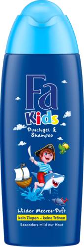 Fa Kids Pirate Shampoing & Gel douche