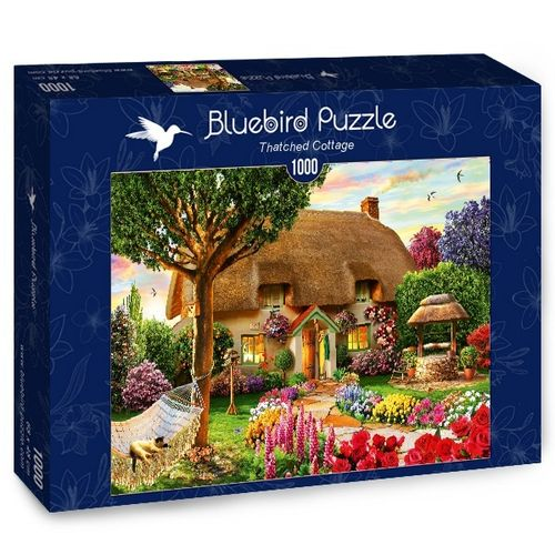 Bluebird - Thatched Cottage - 1000 Teile